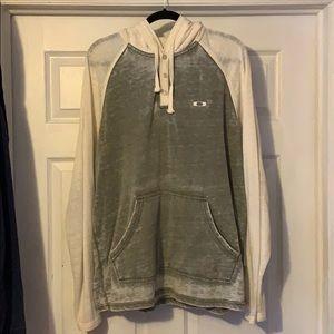 Men's Oakley Henley Sweatshirt